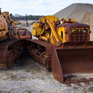 Yellow Iron Scrap