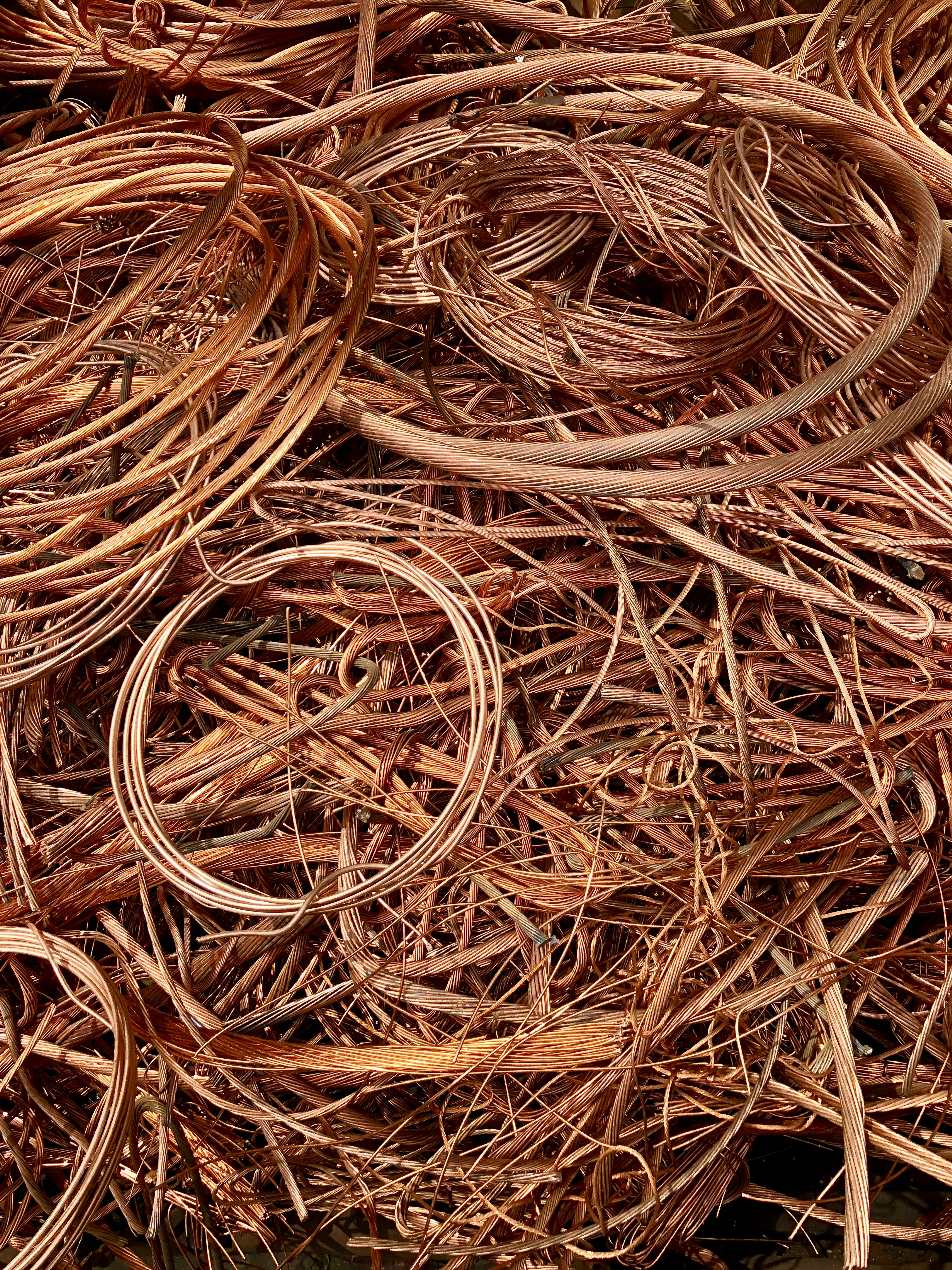Recycled Materials Pricing | Brookfield Scrap